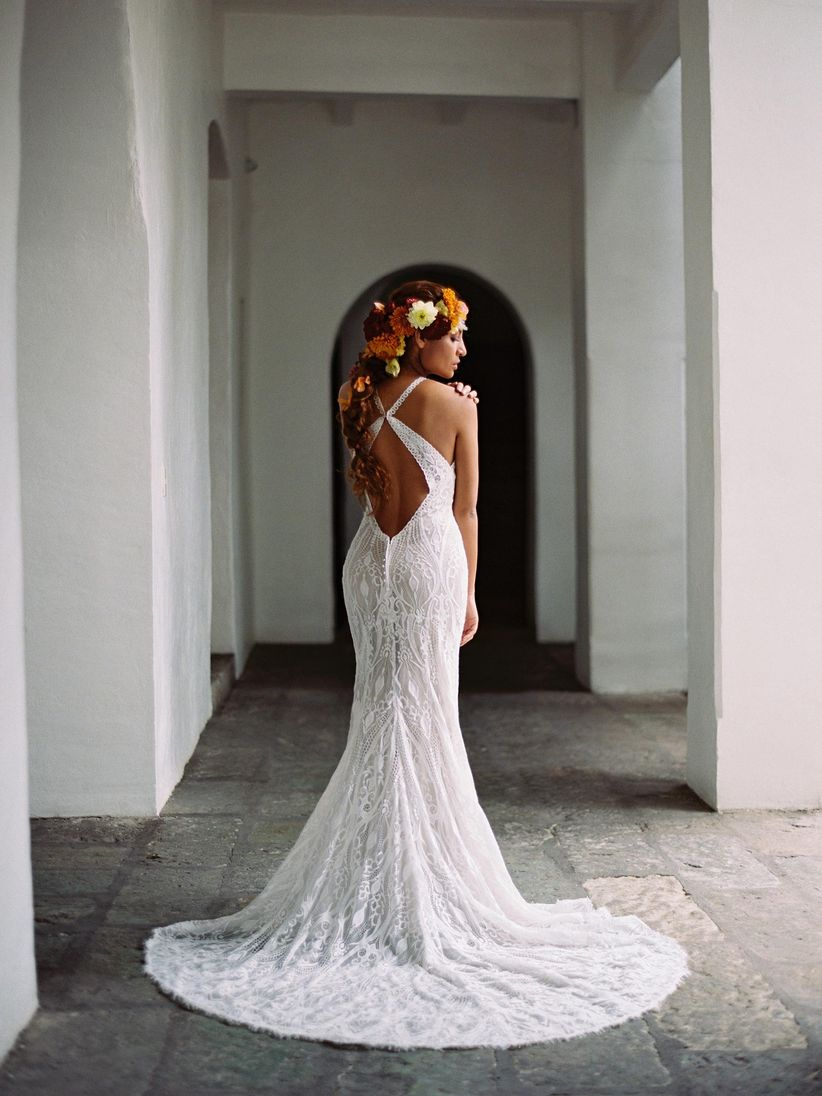 maeve gown wilderly collection