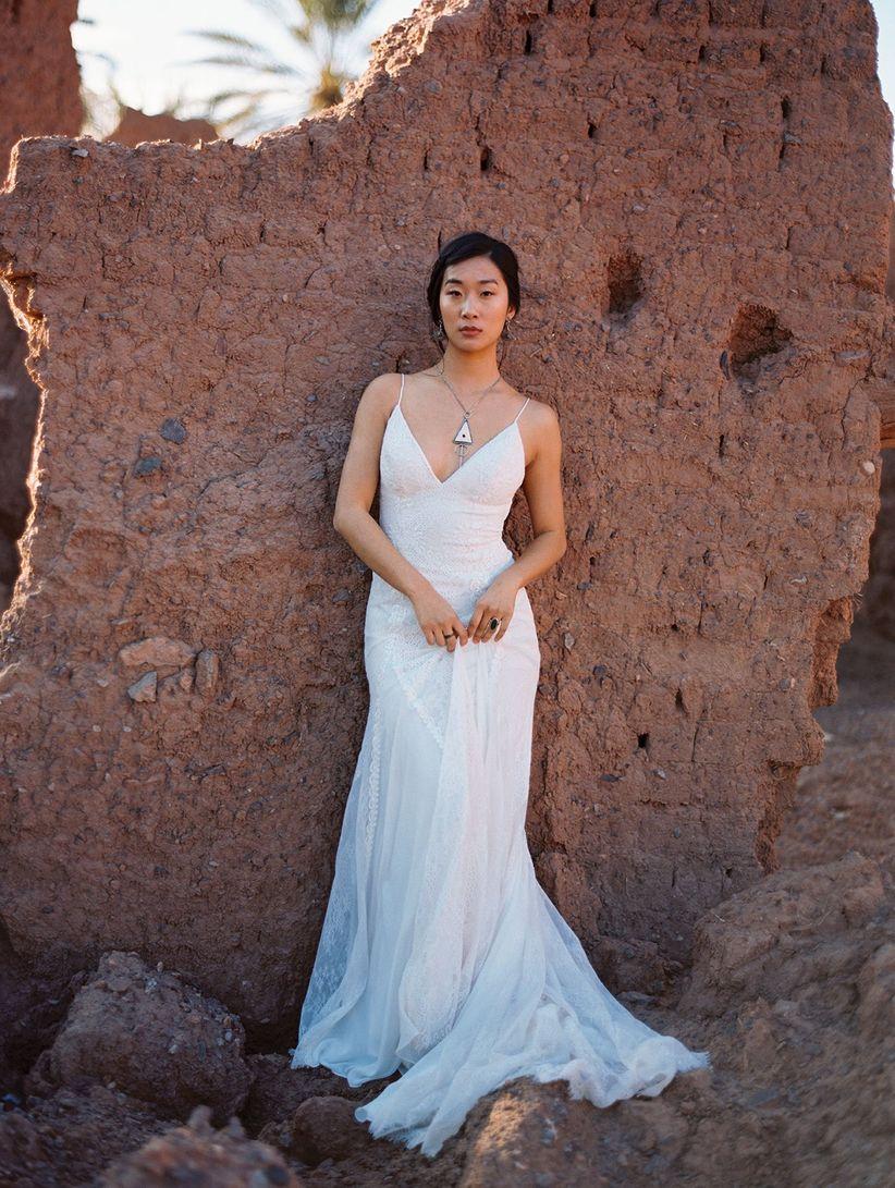 goldie wedding dress wilderly