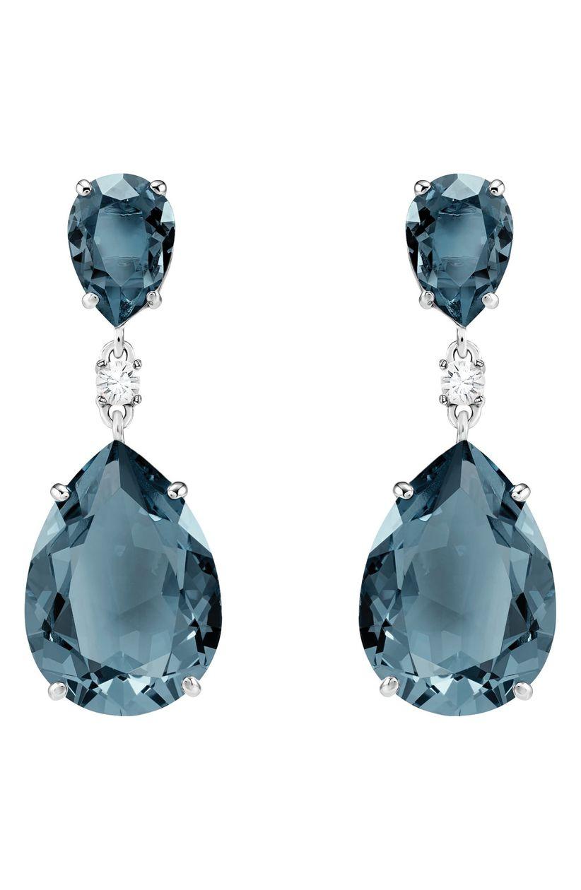 abdf11311bfc0 The 15 Best Blue Earrings For Your Wedding - WeddingWire