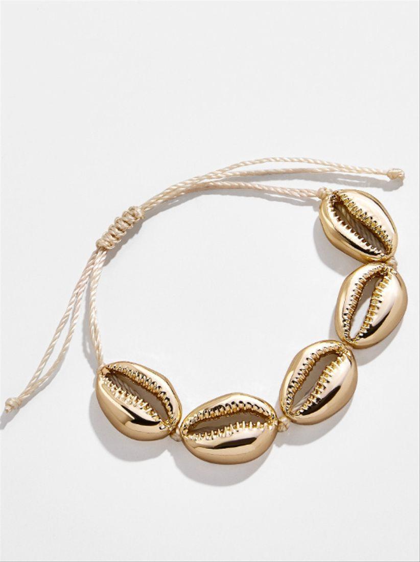 baublebar seashell bracelet