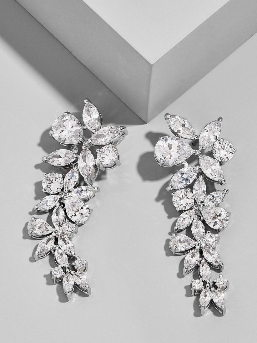 baublebar cubic zirconia earrings
