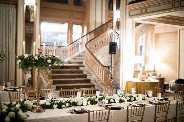 11 Downtown Indianapolis Wedding Venues For The Ultimate City Chic