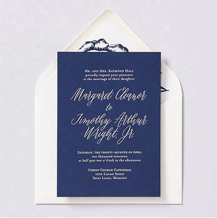 paper source wedding invitaitons