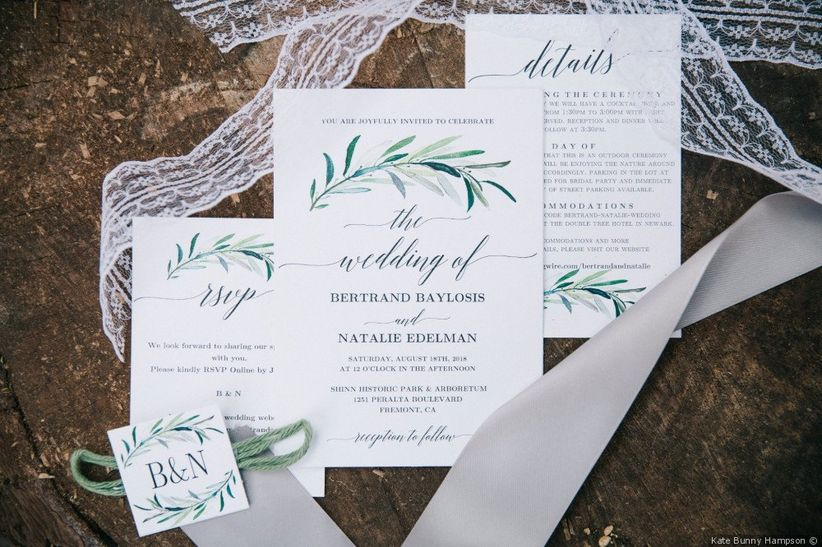 Great Wedding Invites: 10 Popular Types Of Wedding Invitation Paper And Printing