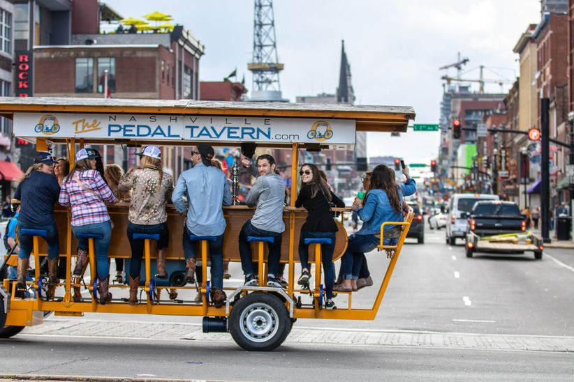 nashville peddle tavern