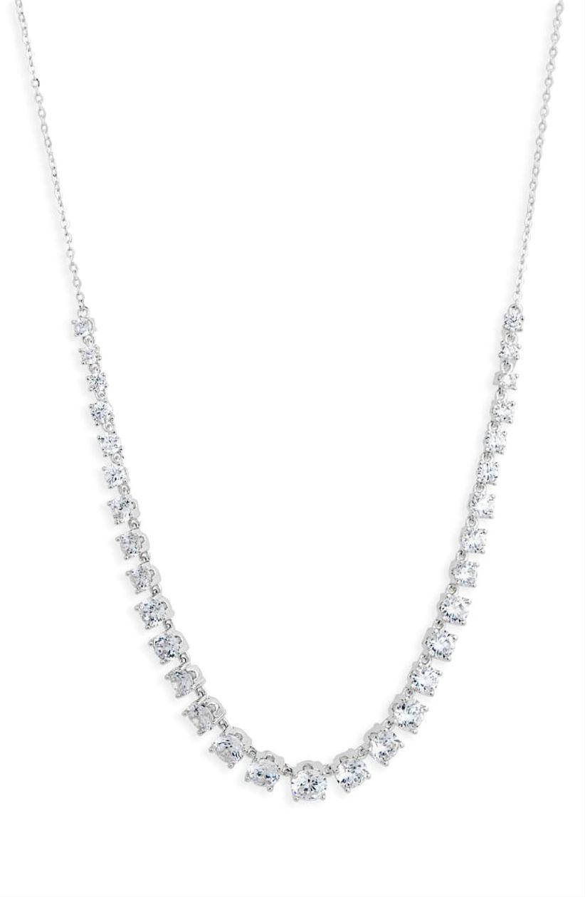 nordstrom tennis necklace