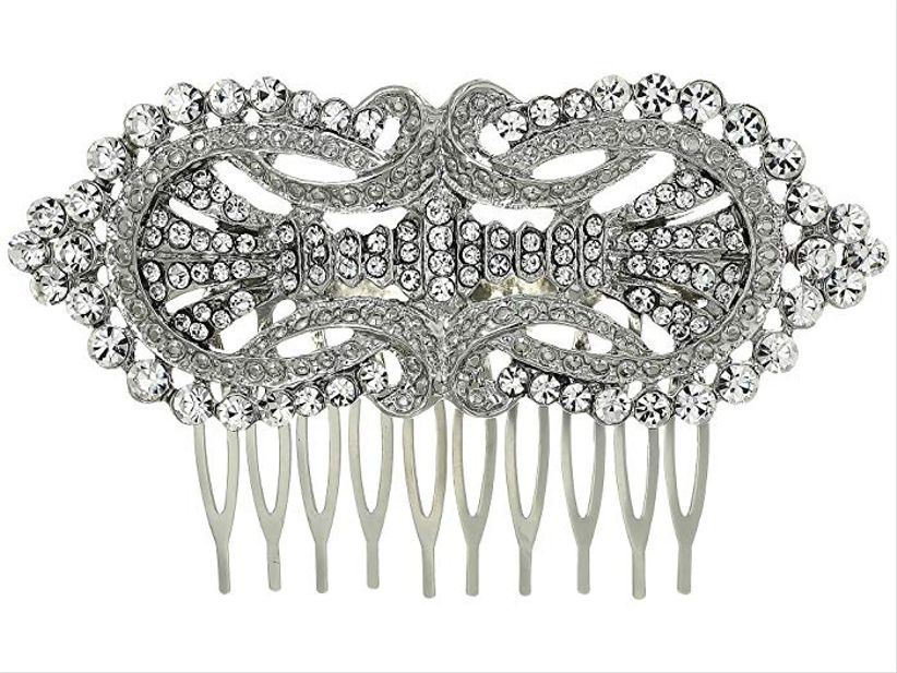 nina crystal haircomb