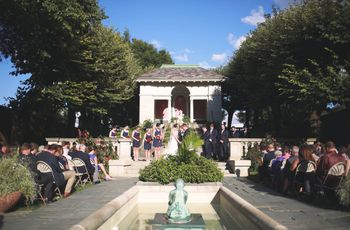 8 Outdoor Wedding Venues Near Indianapolis, From Vineyards to Country Clubs