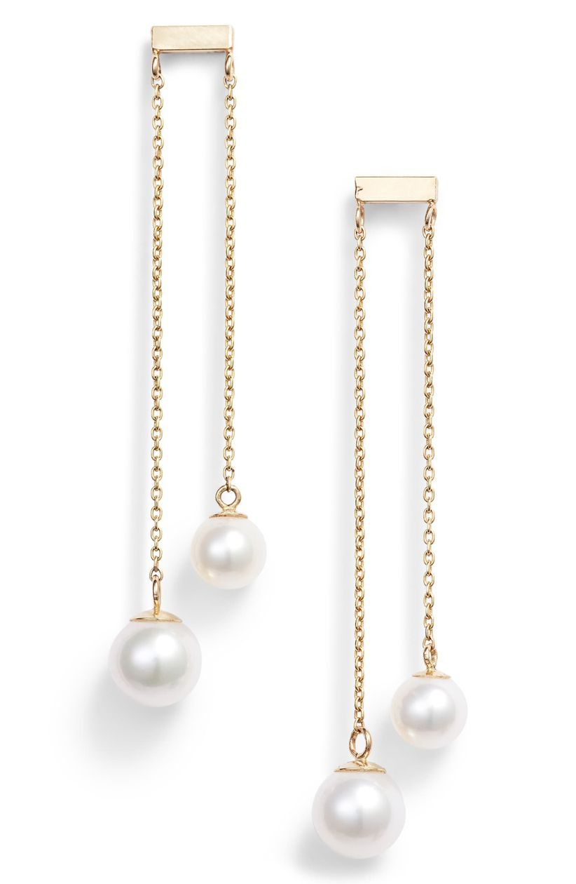 pearl double drops