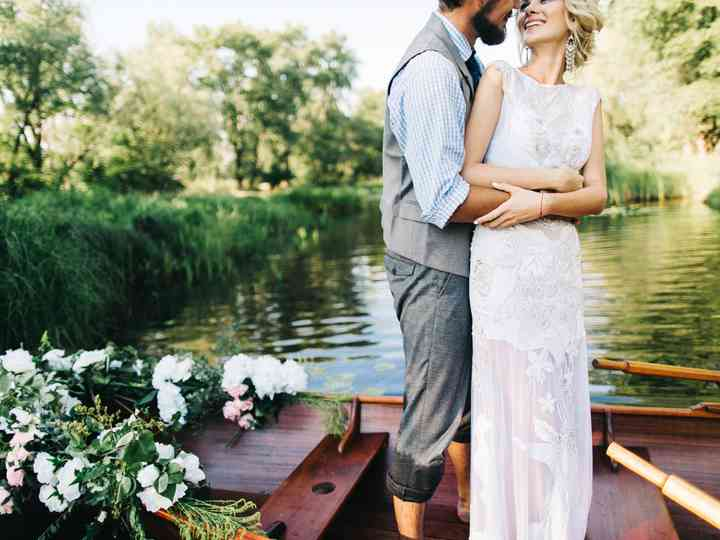 How to Fight Sweat at a Summer Outdoor Wedding