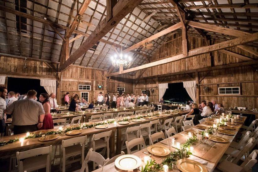 old barn at brown county
