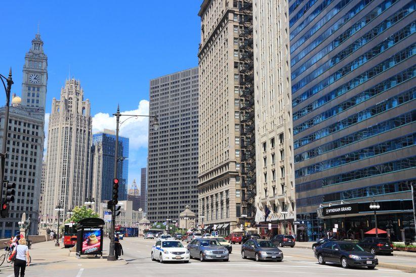 wyndham hotel chicago