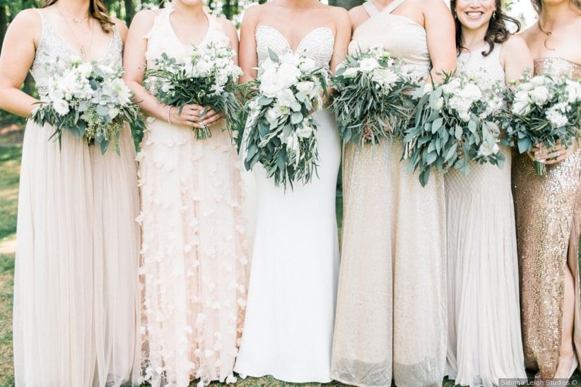26589d148e941 Take our bridesmaid dress quiz to find out exactly how to outfit your  'maids.