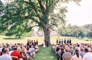10 Photo-Worthy Outdoor Wedding Venues in St. Louis