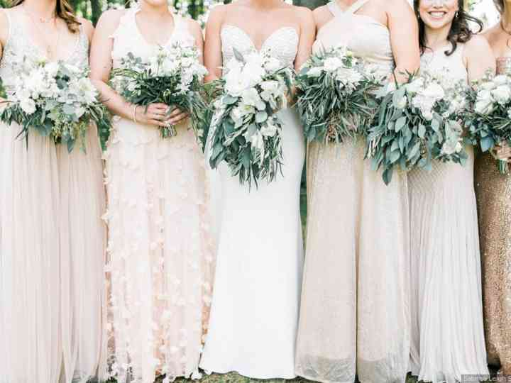 This Bridesmaid Dress Quiz Will Tell You Exactly How To Style Your Squad Weddingwire