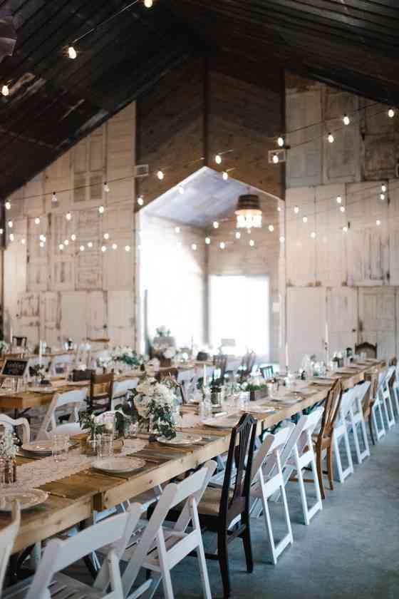 9 Rustic Wedding Ideas for a Fresh Take on Country Style - WeddingWire