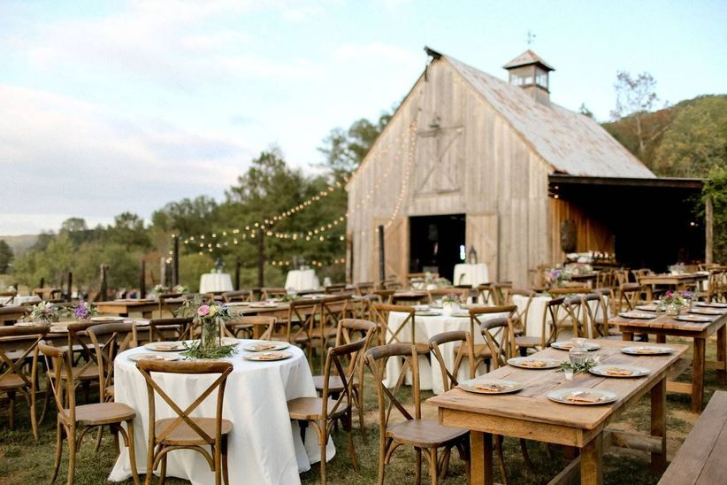 9 Rustic Wedding Ideas for a Fresh Take on Country Style