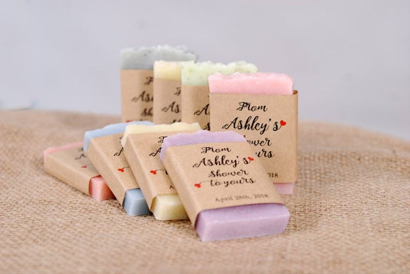 bridal shower soaps