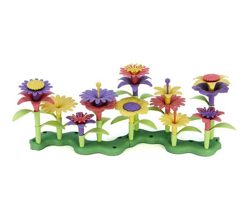 green toys bouquet set