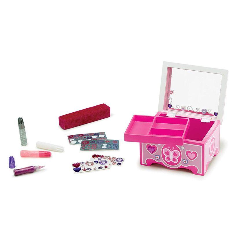 melissa and doug jewelry box set
