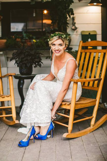 21 Something Blue Wedding Ideas Under $50