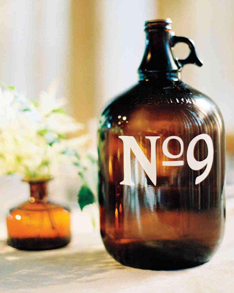 growler table number