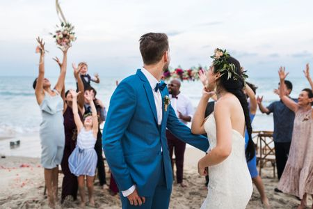 How to Handle Uninvited Wedding Guests Who Show Up on Your Big Day