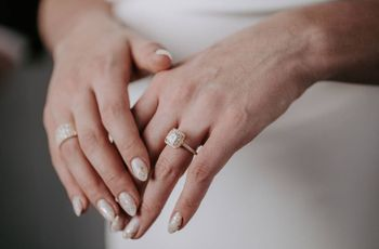 5 Trending Wedding Nail Colors to Rock on Your Big Day