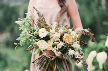 31 Fall Wedding Bouquets That Scream Autumn