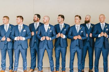 The Groom's Guide to Renting Menswear