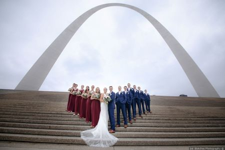 A Guide to St. Louis Wedding Venues and Getting Married In Missouri