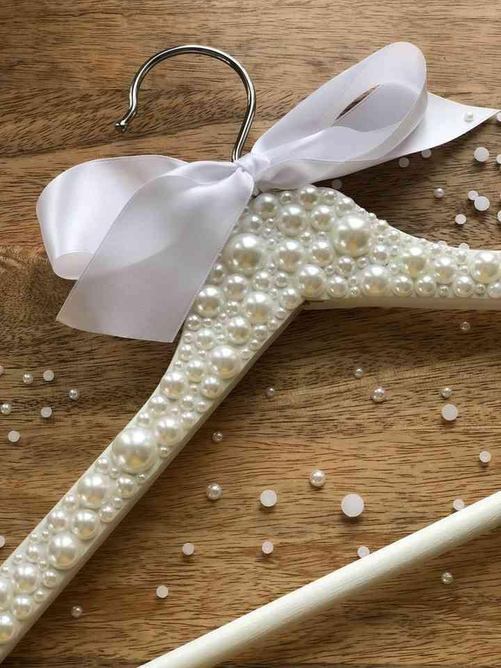 Wedding Dress Hanger: