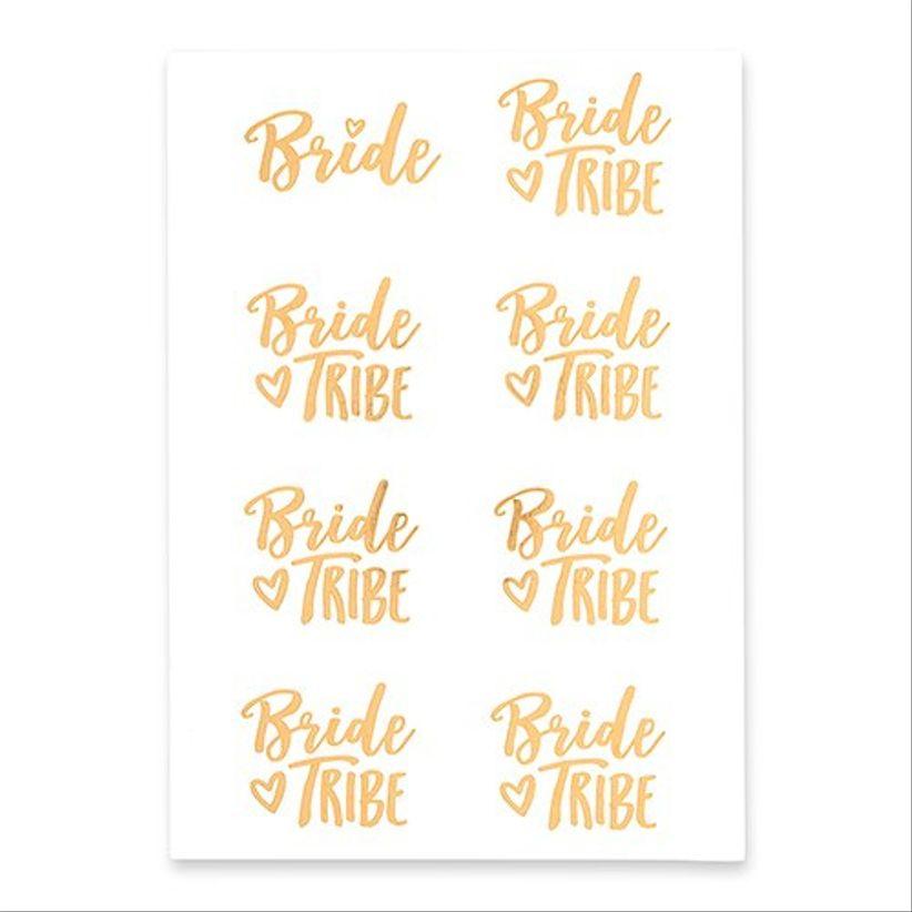 bride tribe tattoos