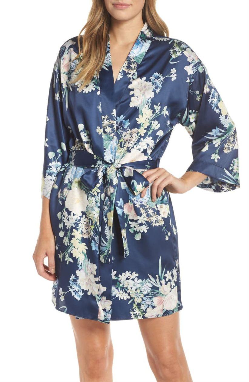flora nikrooz floral robe