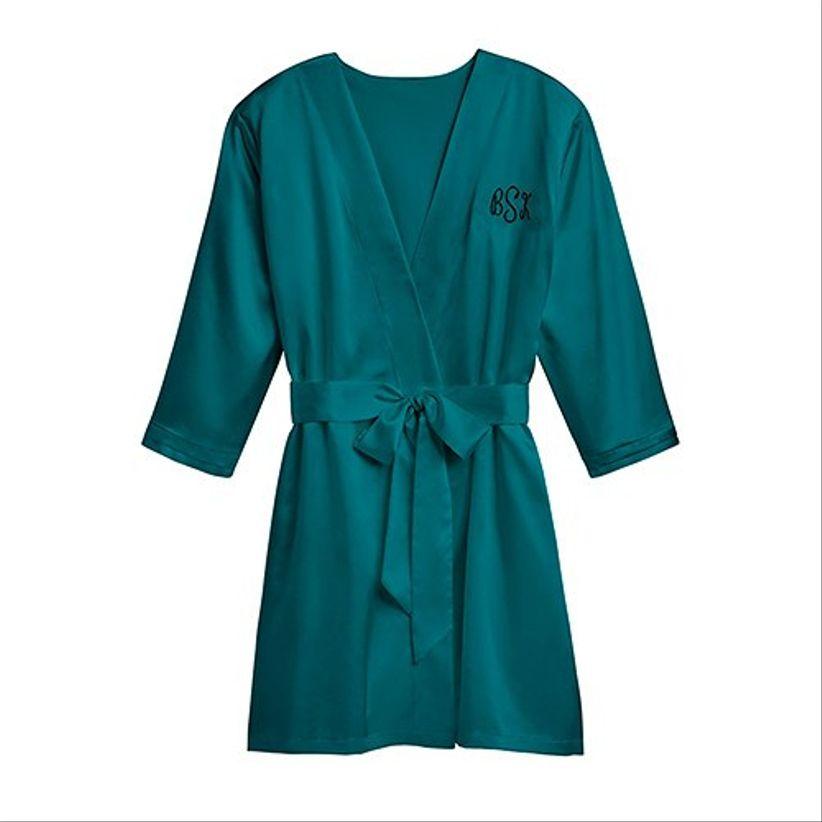green robe