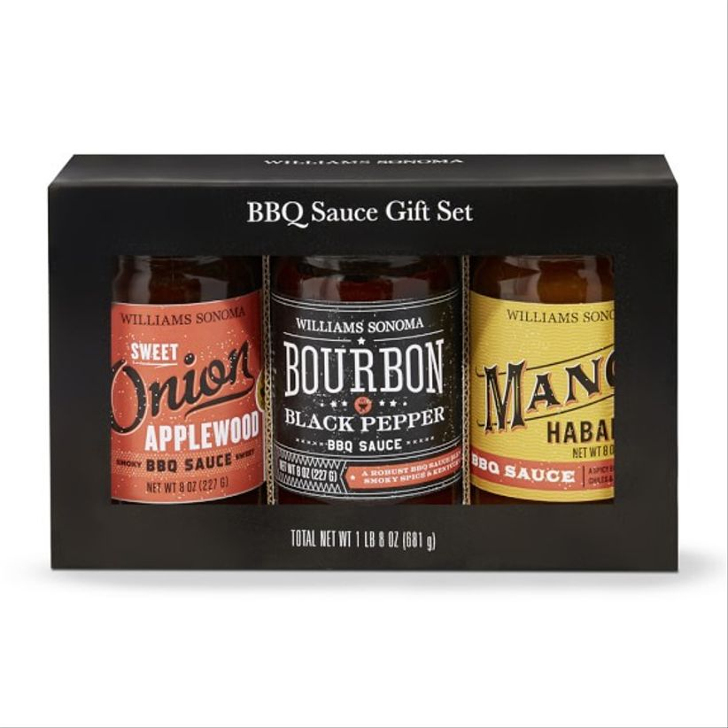 bbq sauce set