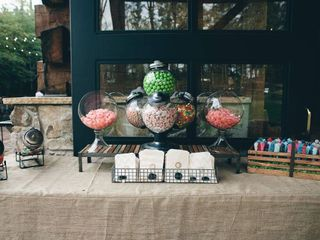 Wedding Candy Bar Ideas That Feel Fresh