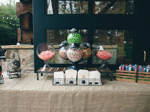 The Modern Wedding Candy Bar Shopping List