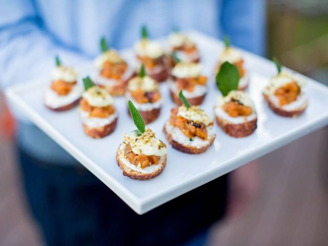 Exactly How Much Food to Serve at Your Wedding