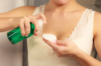 How to Remove Your Wedding Makeup After the Big Day