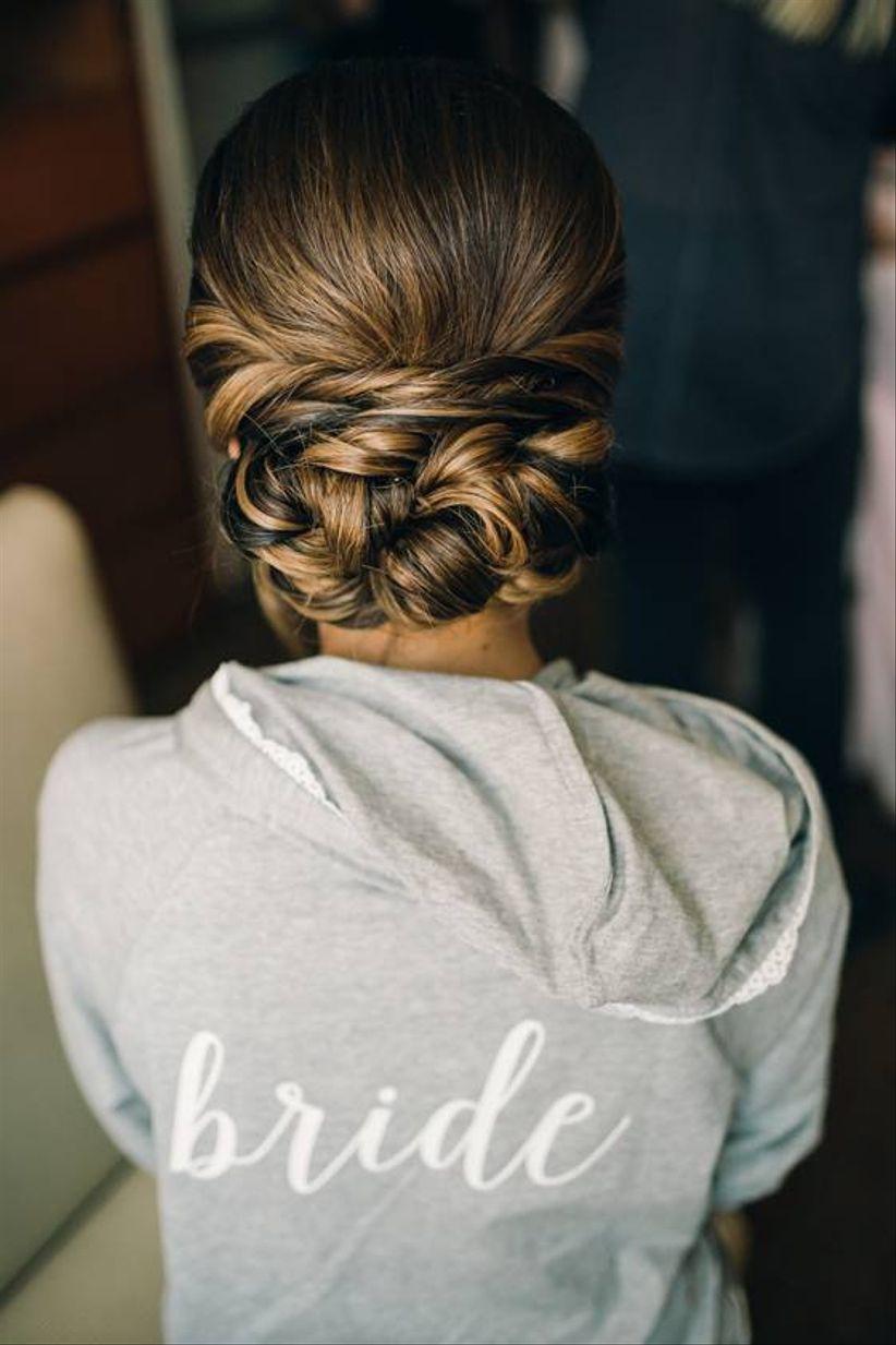 Bridal Hair by Brittany Reynolds