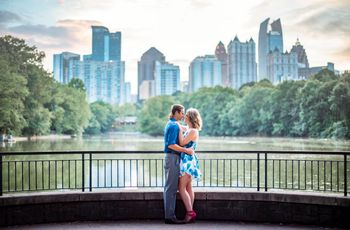 The 7 Best Engagement Photo Locations in Atlanta