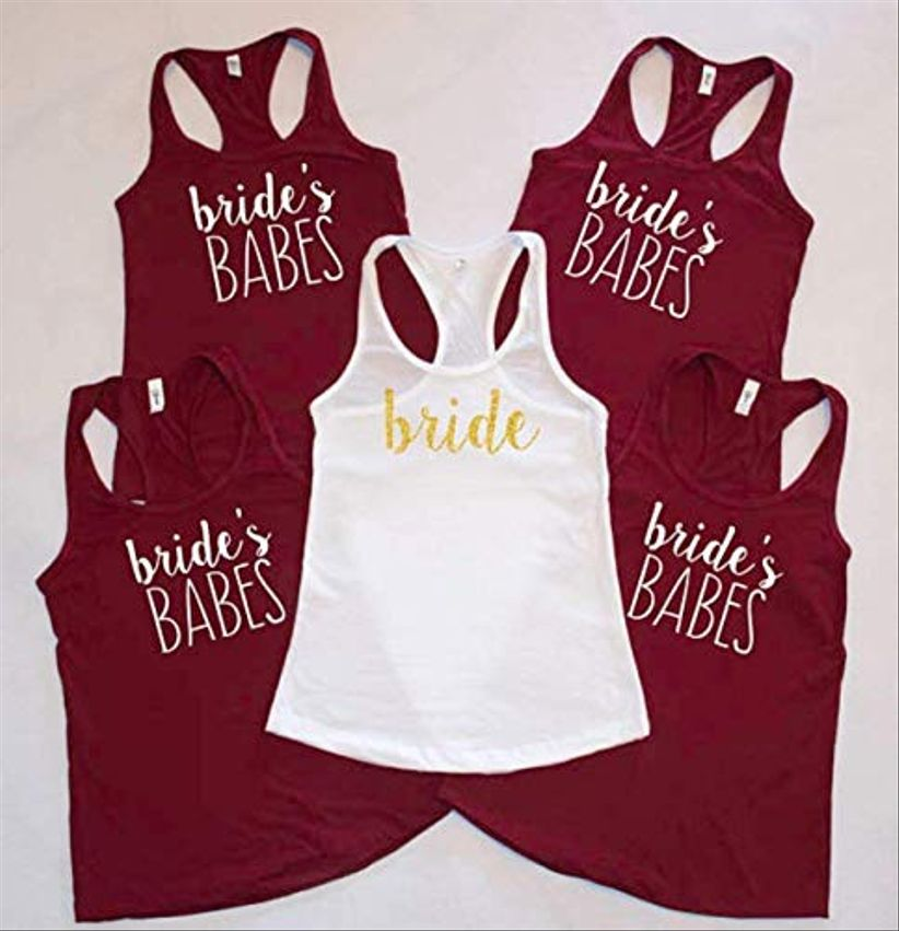 brides babes tanks