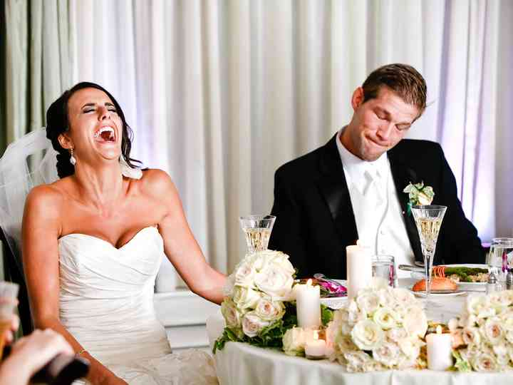 How to Safeguard Your Wedding from Cringeworthy Speeches