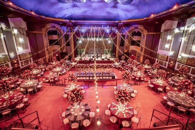 21 Music-Themed and Theater Wedding Venues for the Couple