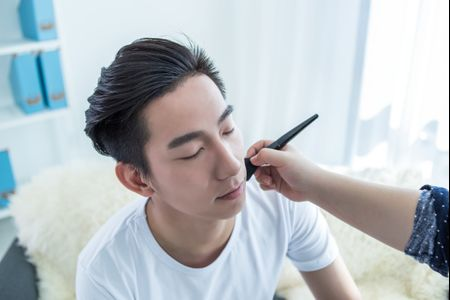Groom Makeup Guide: Yes, You Can Wear It, Here's How to Do It