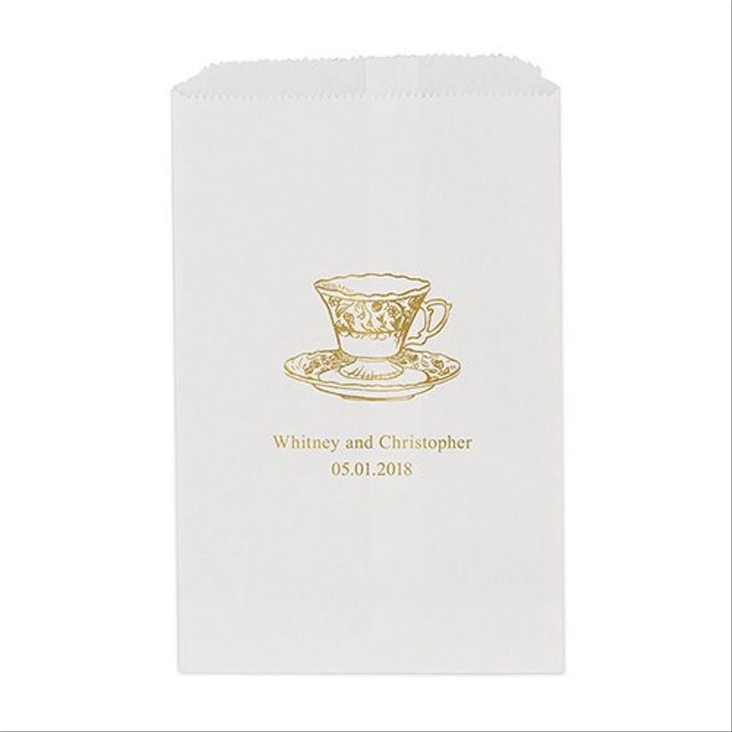 tea favor bags
