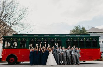 6 Ways to Save Money on Wedding Transportation