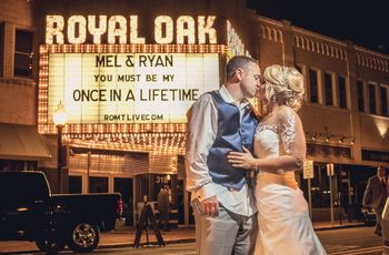 21 Music-Themed and Theater Wedding Venues for the Couple Who Loves Drama