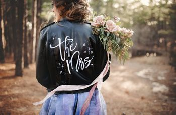 27 Bridal Jackets for Major Cool Girl Vibes on Your Wedding Day